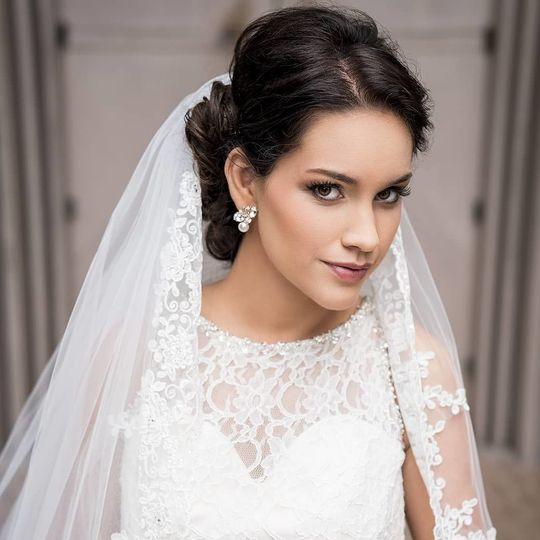 Bride Carly Bridals