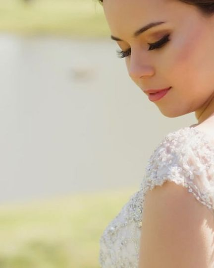 Soft Romantic Bridal Makeup