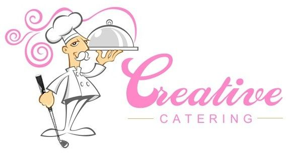 creative catering pink