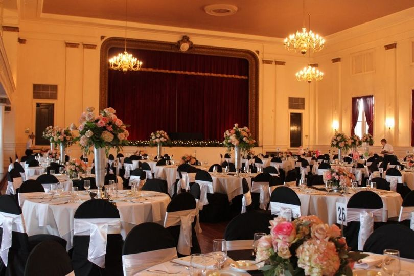 The Franklin Room - Venue - St. Louis, MO - WeddingWire