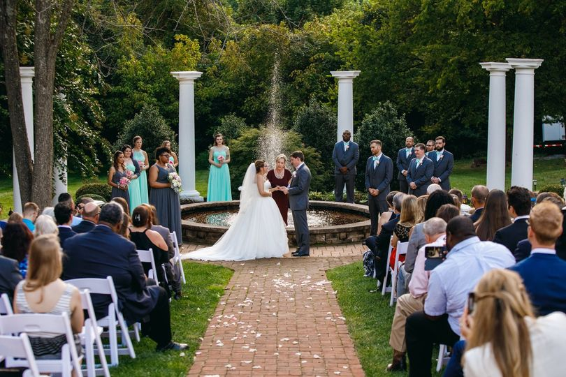 Virginia Wedding Vows