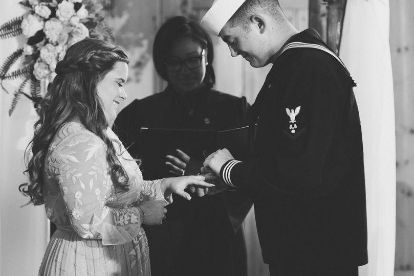 Marrying her Sailor