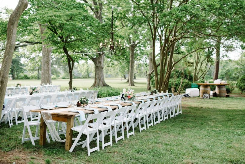 elegant southern eastern shore nautical wedding 15