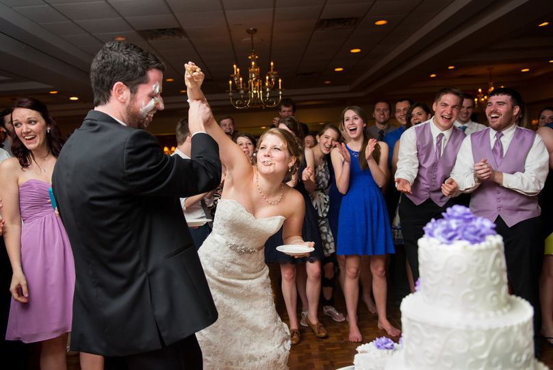 photography north hills country club wedding