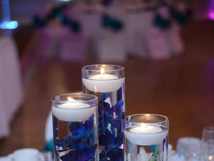 Tmx 1495817696127 Tri Level Vase Centerpiece Glenside, PA wedding venue