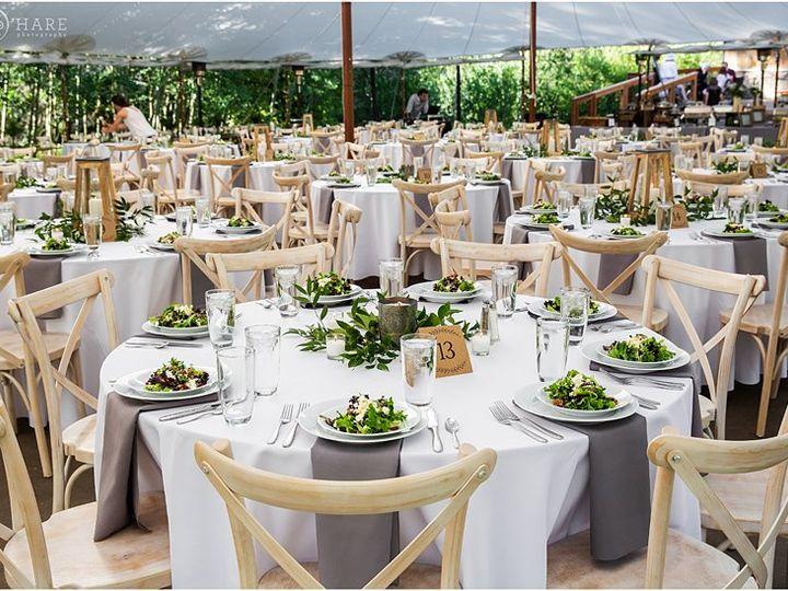 Tmx Outdoor Wedding Reception Dinner Under A Large White Tent At Blackstone Rivers Ranch In Colorado 51 902649 Idaho Springs, CO wedding venue