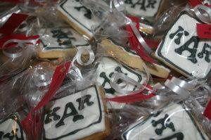Tmx 1238648170034 Weddingcookie1 Cedar Park wedding cake