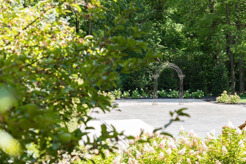 Balmoral House - Garden Patio