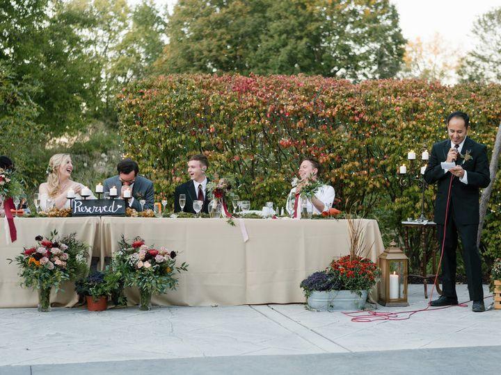 Tmx 1511981395297 Patio Head Table Fishers, IN wedding venue