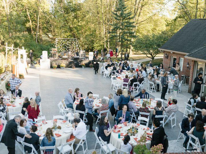 Tmx 1511981826772 Fall Patio Reception Fishers, IN wedding venue