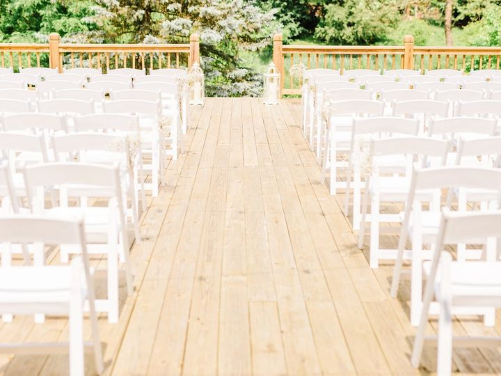Tmx Deck Ceremony 51 913649 1569856716 Fishers, IN wedding venue