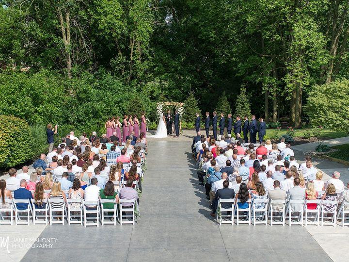 Tmx Garden Patio Ceremony 51 913649 1569856693 Fishers, IN wedding venue