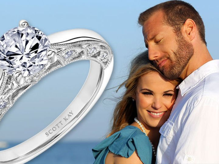 Tmx 1528919483 B61008f1dcb72968 1528919482 86119cc13a1b9738 1528919480405 4 TheKnot CoverAds6  Raleigh wedding jewelry
