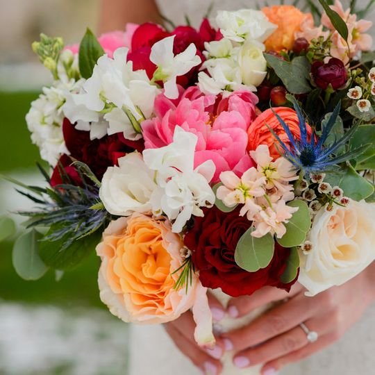 Gorgeous Spring Bouquet