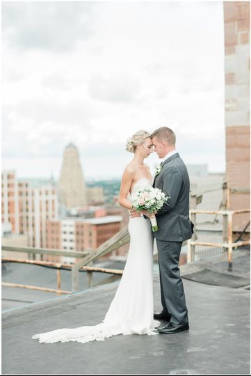 Wedding at the Admiral Room
