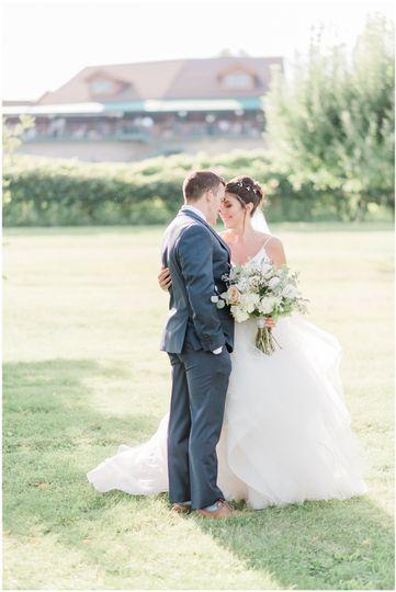 Glenora Vineyards Wedding