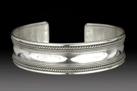 We carry men's jewelry as well. Something special for the guys on that wonderful occasion