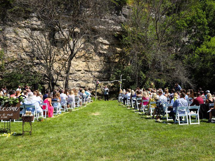 Tmx Ceremony Edited 51 1036649 159958559285387 Lanesboro, MN wedding venue