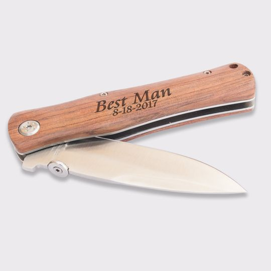 Best man knife