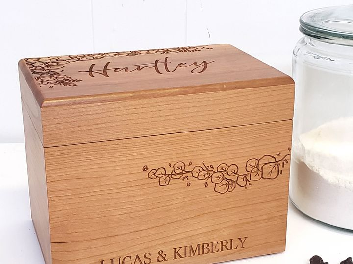 Tmx Eucalyptus Recipe Box 2 Of 4 51 1156649 159502884532898 Allen, TX wedding favor