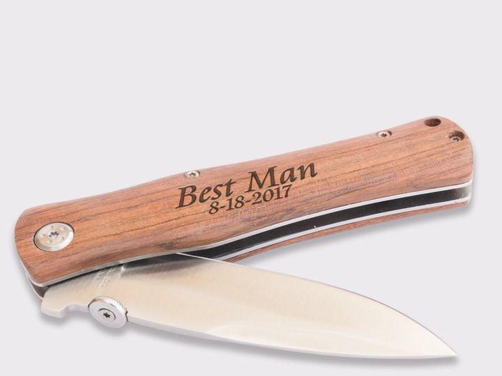 Tmx Knife Jds Best Man Open 3 51 1156649 159502326973031 Allen, TX wedding favor