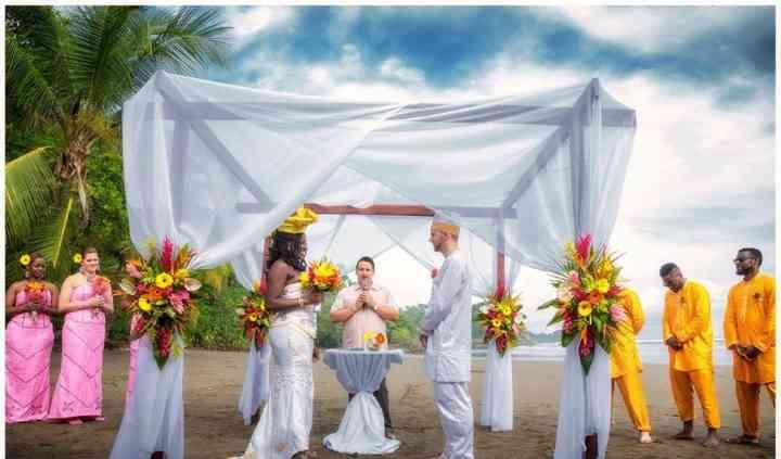 Wedding Costa Rica powered by Hotel Villas Rio Mar