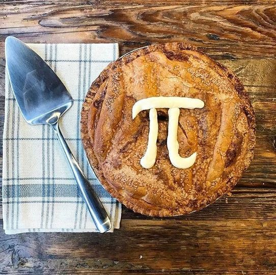 Bakery pie