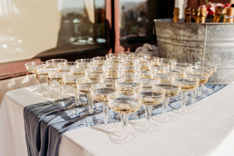 Champagne Ready!