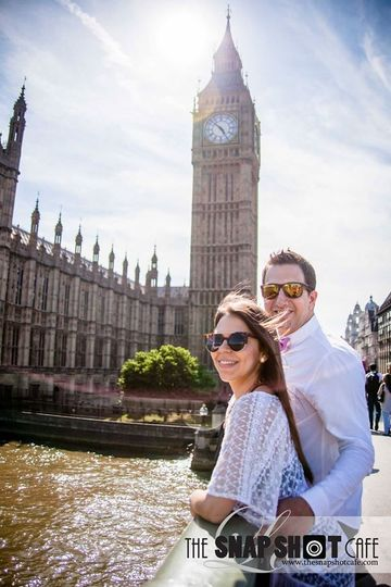 london england prewedding engagement wedding dress