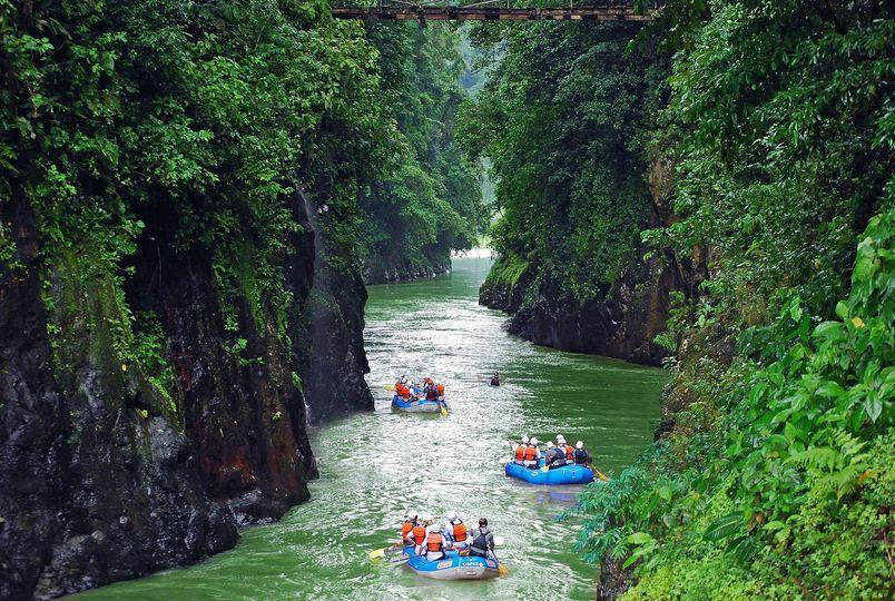 Pacuare, Costa Rica