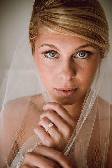 Bridal Close-up