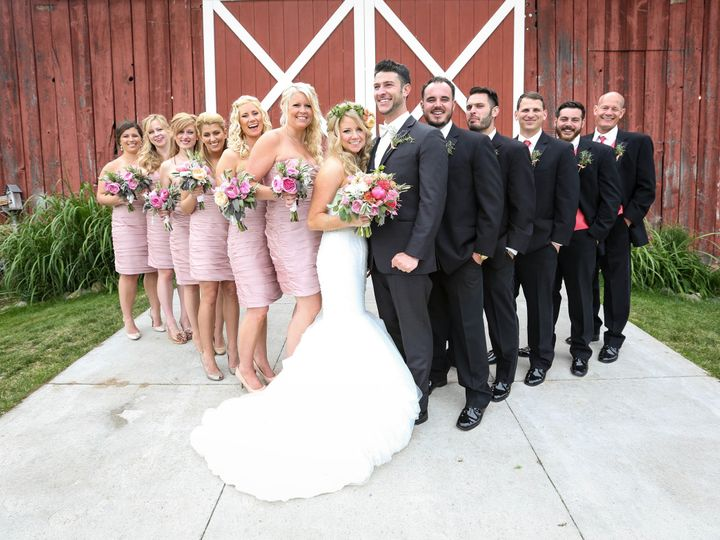 Tmx 1413641960235 Mike  Allison Wedding 608 Petoskey, Michigan wedding florist