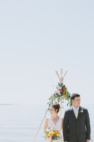 Tmx 1413642254260 Bride  Groom Petoskey, Michigan wedding florist