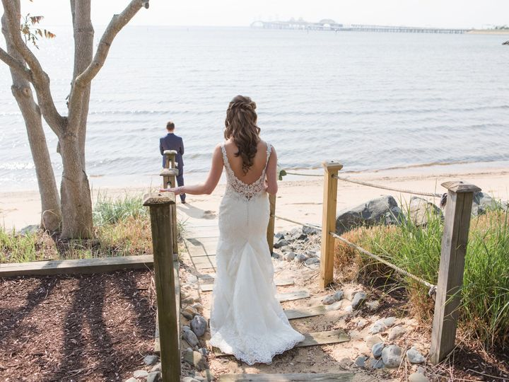 Tmx 1529376546 297bd3abf5bbb653 1529376543 1993ecdea9bc7e98 1529376541904 7 Tiffany Marc S Wed Edgewater, Maryland wedding beauty