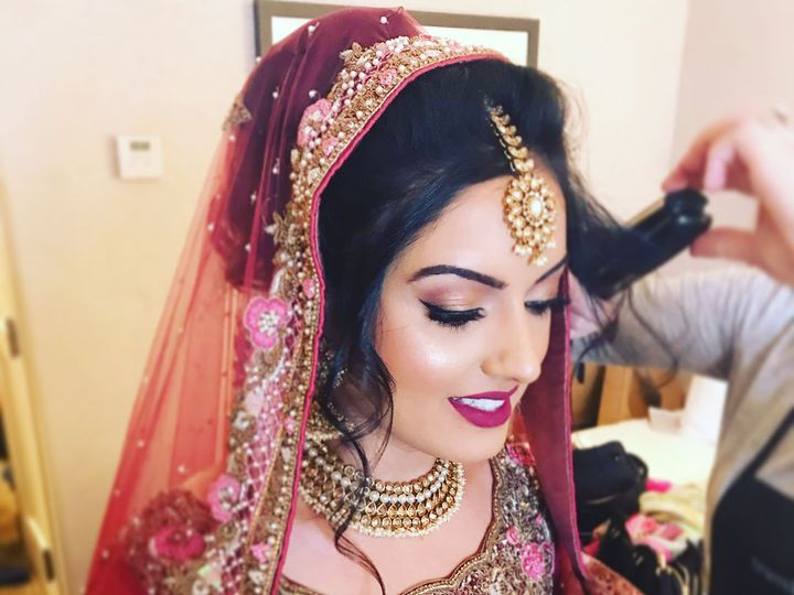 Tmx 1534215718 2834321d40bac585 1534215716 0ac6d565f7662456 1534215715745 1  Indian Wedding Ha Edgewater, Maryland wedding beauty