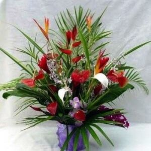 hawaii any day bouquet
