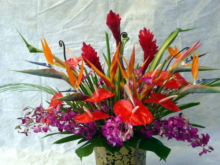 hilo bouquet