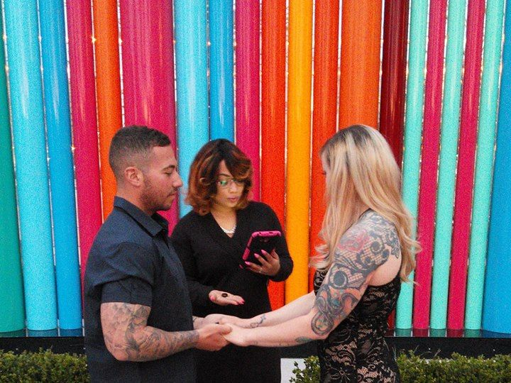 Tmx 2nd Wedding 2 25 17 51 1031749 Houston, TX wedding officiant