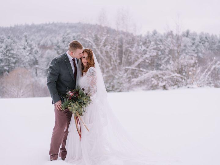 Tmx 1516415866 751693d259aa95c7 1516415863 0e0334454a05636d 1516415862789 20 WinterStyledShoot Cumberland Center, ME wedding photography
