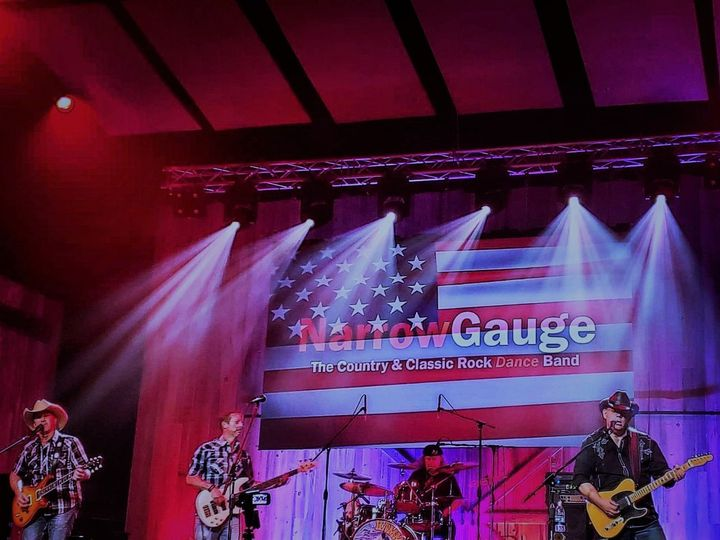 Tmx Narrow Gauge The Colorado Country And Classic Rock Band Performing Live At Boot Barn Hall In Colorado Springs 2 51 952749 158023080978847 Denver, CO wedding band