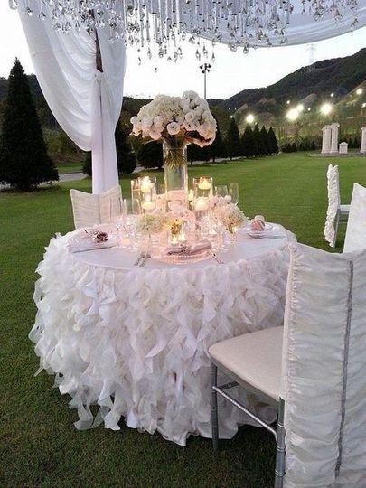 #WEDDINGTABLE