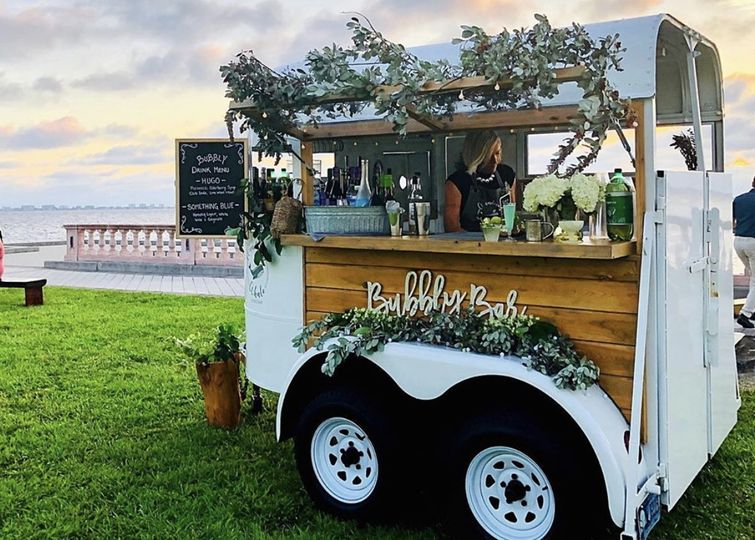 Trailer Mobile Bar