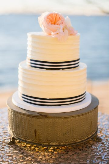 Sweet Hearts Patisserie - Wedding Cake - Annapolis, MD - WeddingWire