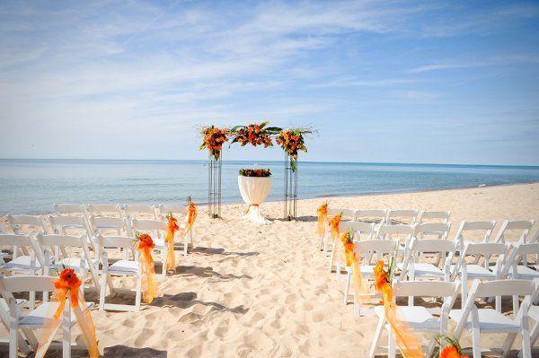 Tmx 1280837297231 SelkeCeremonysetup Kalamazoo wedding travel