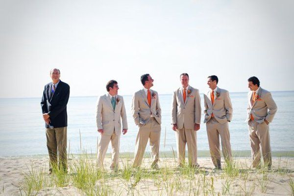 Tmx 1280837297543 Selkegroomsmenonbeach Kalamazoo wedding travel