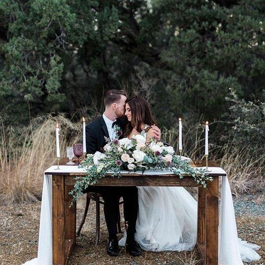 Our Farm Table!