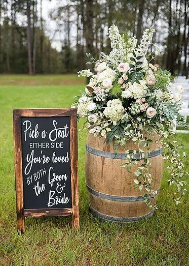 Tmx Chalkboard Sign 51 1054749 1572997466 Littleton, CO wedding rental