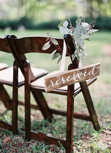 Tmx Reserved Seat Sign 51 1054749 1572997439 Littleton, CO wedding rental
