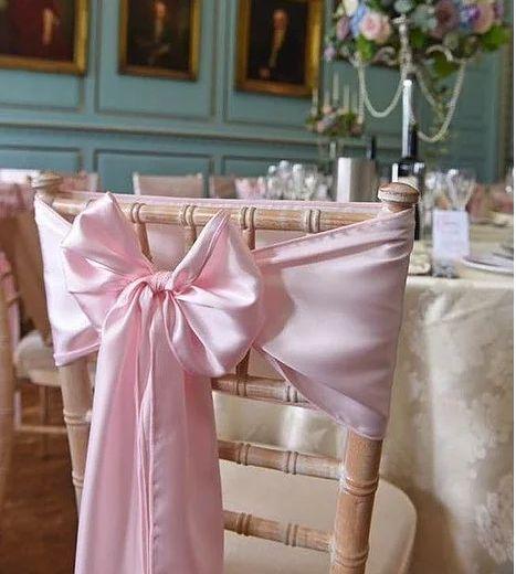 Tmx Satin Chair Sash 51 1054749 1572999411 Littleton, CO wedding rental