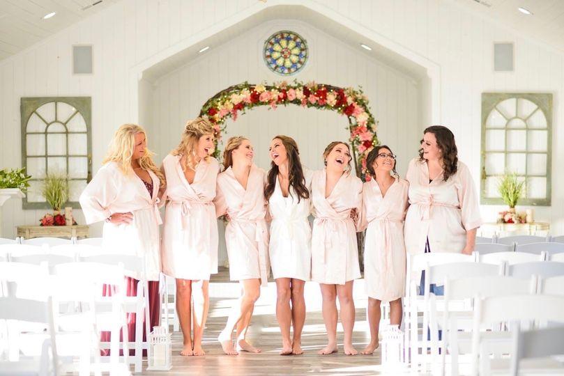 Inside Wedding Chapel